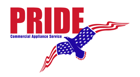 pride commercial appliance service logo